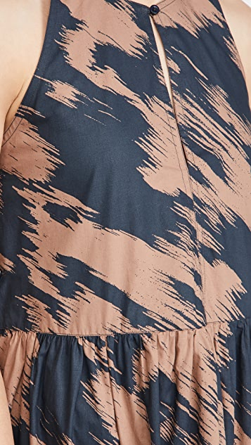 Apiece Apart San Cristobal Trapeze Dress
