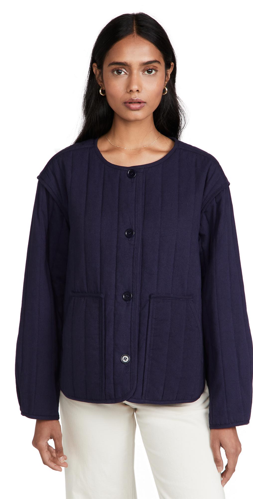 Elodie Quilted Jacket
