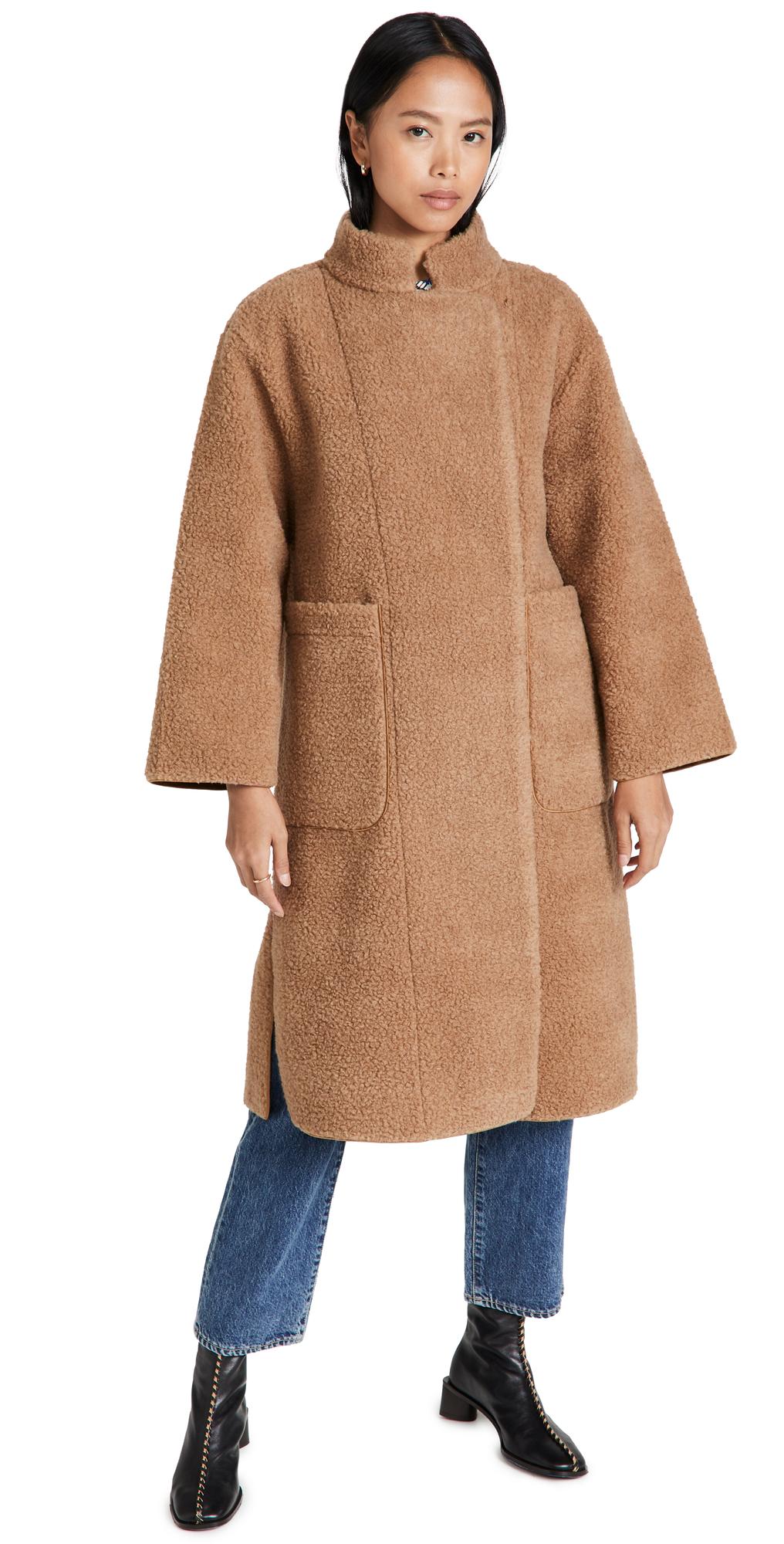 Cloud Walk Coat