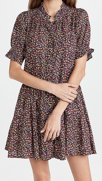 Apiece Apart Las Alturas Mini Dress