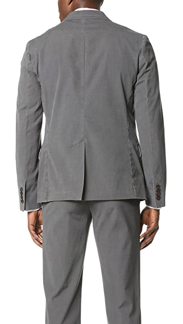 Apolis Cotton Civilian Blazer