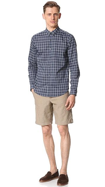 Apolis Linen Shorts