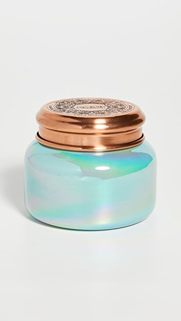 Anthropologie Capri Jar Candle