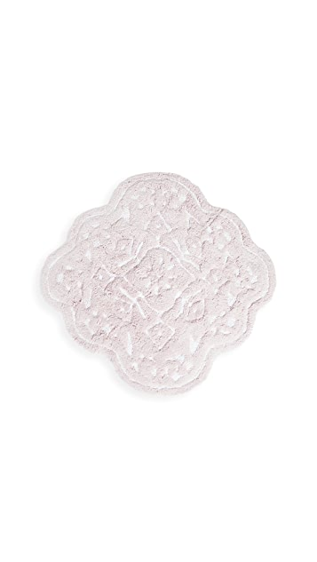 Anthropologie Mosaic Shaped Bathmat