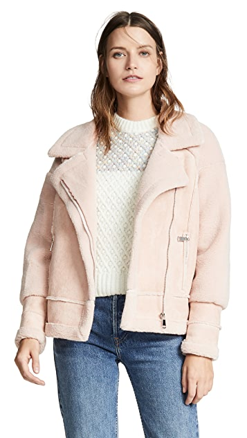 Apparis Anne Sherpa Jacket