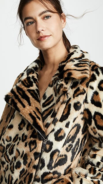Apparis Violette Coat