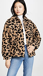 Apparis Tiarra 泰迪熊图案夹克