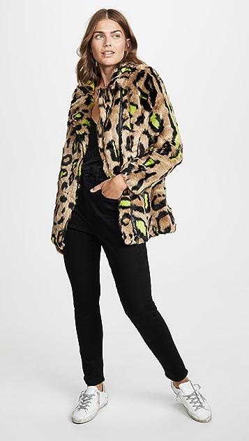 Apparis Chloe Faux Fur Coat