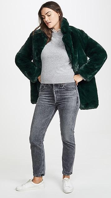 Apparis Пальто из искусственного меха Sophie