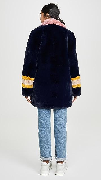 Apparis Пальто Lisa из искусственного меха