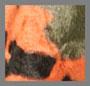 Разноцветный камуфляжный принт