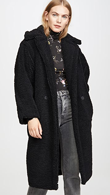 Apparis Daryna Faux Fur Coat