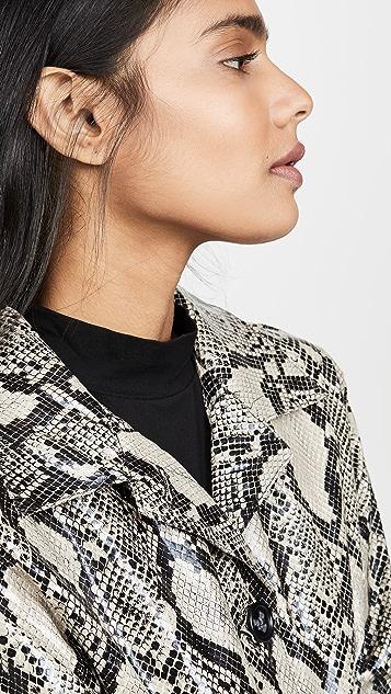 Apparis Zahra Vegan Leather Jacket