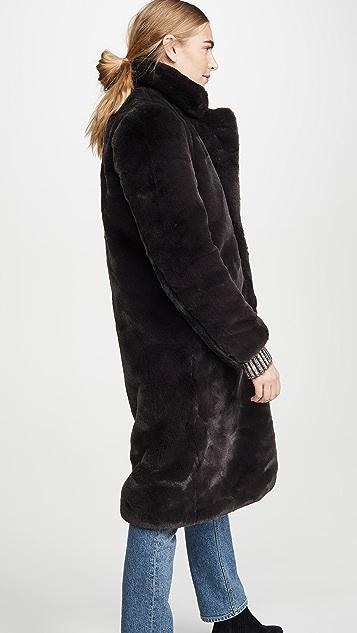 Apparis Пальто из искусственного меха Siena