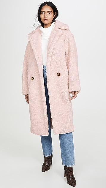 Apparis Daryna Faux Shearling Jacket