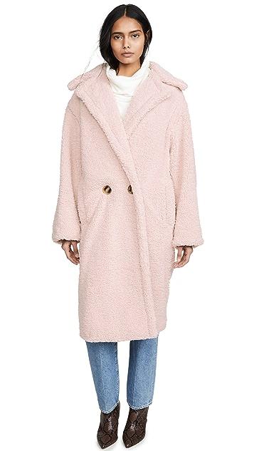 Apparis Куртка Daryna из искусственной короткой шерсти