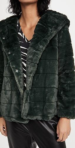 Apparis - Goldie Hooded Coat