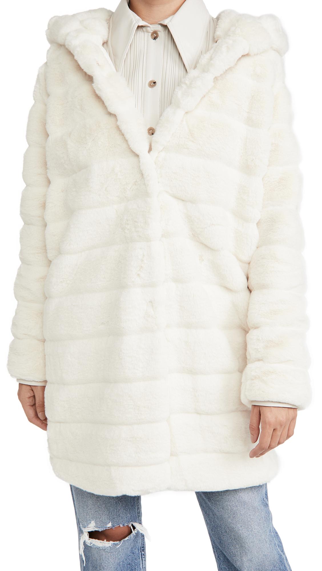 Apparis Celina Hooded Coat