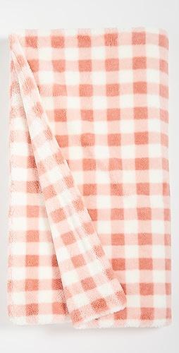 Apparis - Gingham Blanket