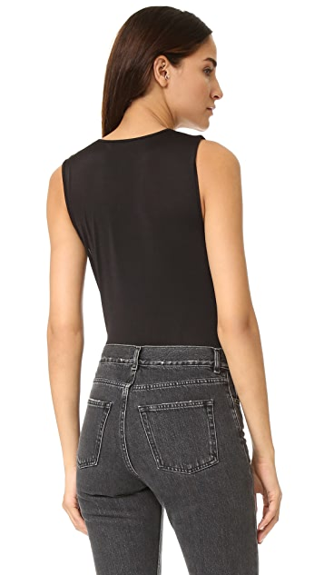 AQ/AQ Rosen Sleeveless Bodysuit