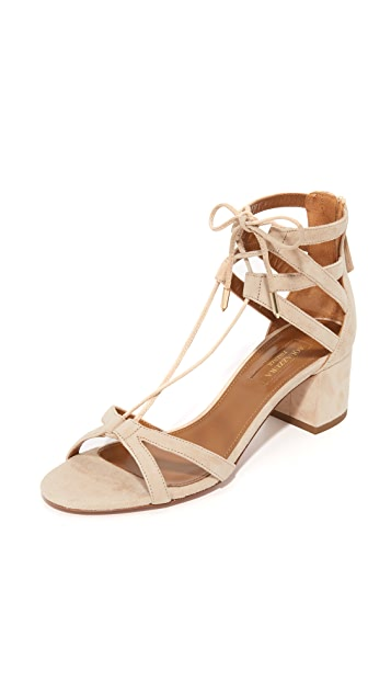 Aquazzura Beverly Hills Sandals ...