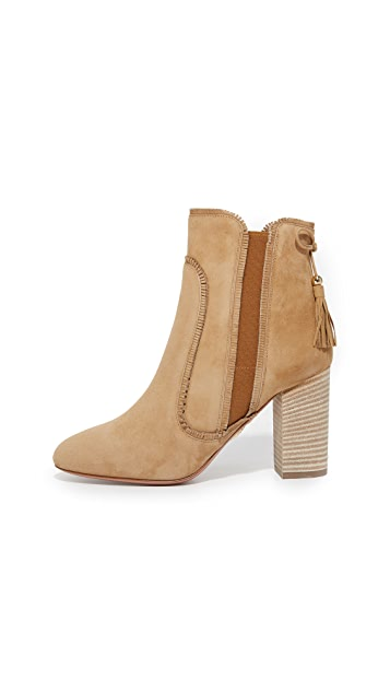 Aquazzura Tristan Booties