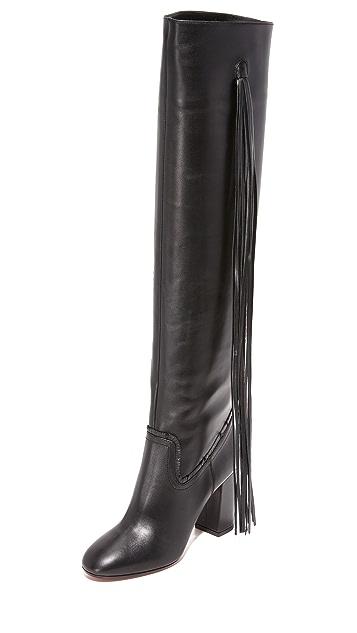 Aquazzura Whip It Boots