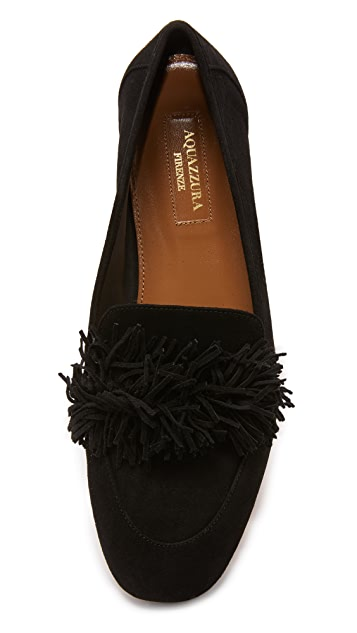 Aquazzura Wild Loafers