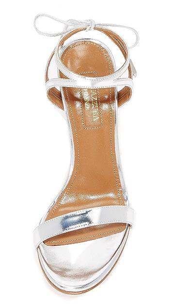 Aquazzura Uma Sandals