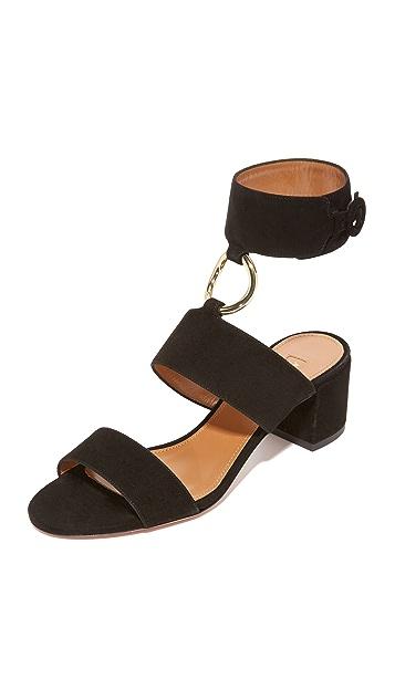 Aquazzura Safari City Sandals