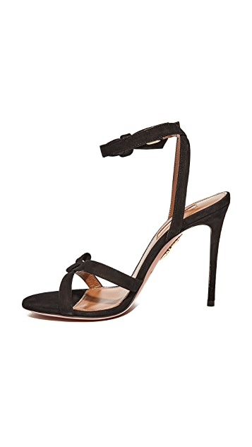 Aquazzura Passion 105 Sandals