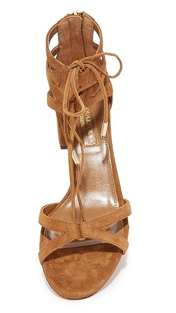 Aquazzura Beverly Hills 50 Sandals