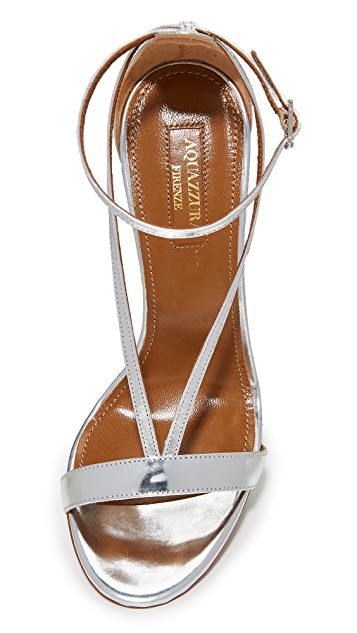 Aquazzura Casanova 105 Sandals