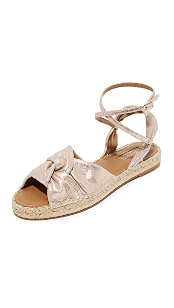 Aquazzura Movie Star Espadrille Sandals