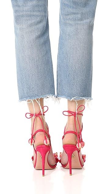 Aquazzura Tropicana Sandals