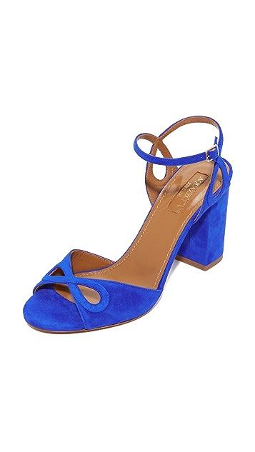 0194dcc22ff Aquazzura Vera Sandals