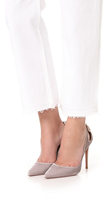 Aquazzura Forever Marilyn 105 Pumps