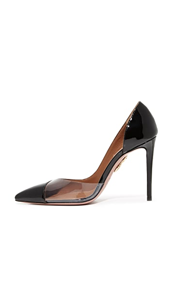Aquazzura Eclipse 105 Pumps