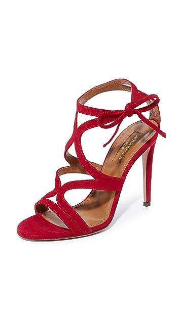 Aquazzura Aurelie 105 Sandals