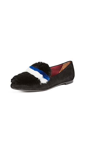 Aquazzura Purr Loafers
