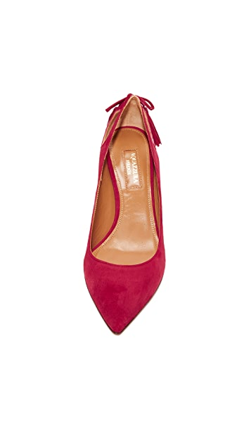 Aquazzura Forever Marilyn 45 Pumps