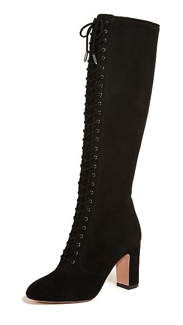 Aquazzura Amber 85 Boots
