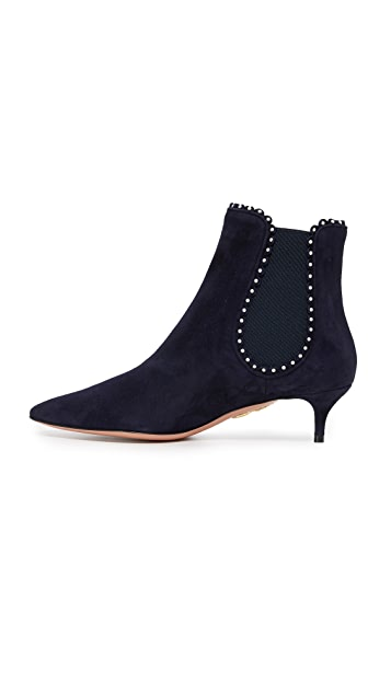 Aquazzura Jicky 45 Booties