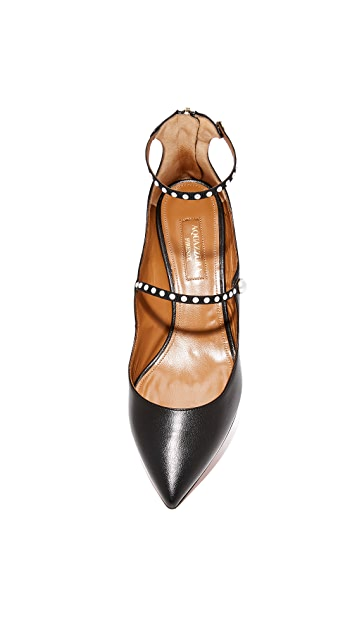 Aquazzura Nolita 45 Pumps