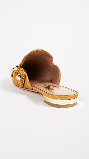 Aquazzura Sunflower Flats