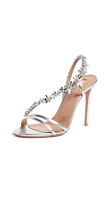 Aquazzura Chateau 105 Sandals