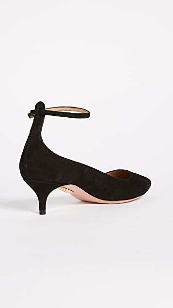 Aquazzura Kisha 45 Pumps