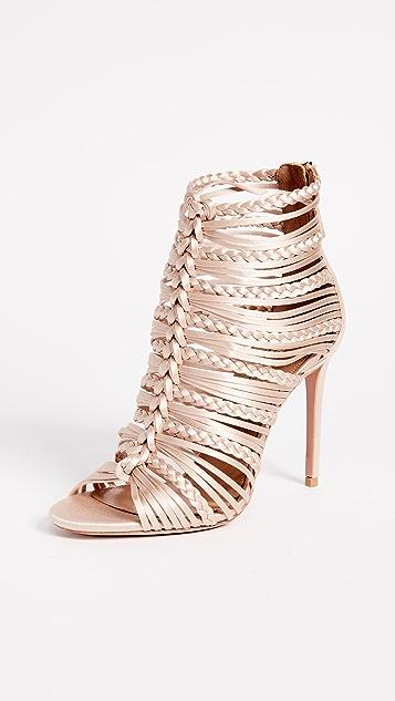 13c62456eff Aquazzura Goddess 105 Sandals