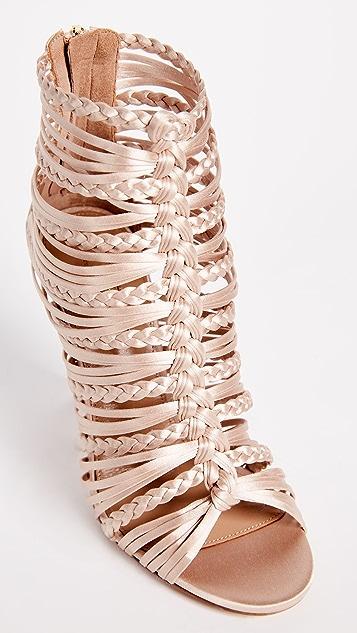 Aquazzura Goddess 105 Sandals
