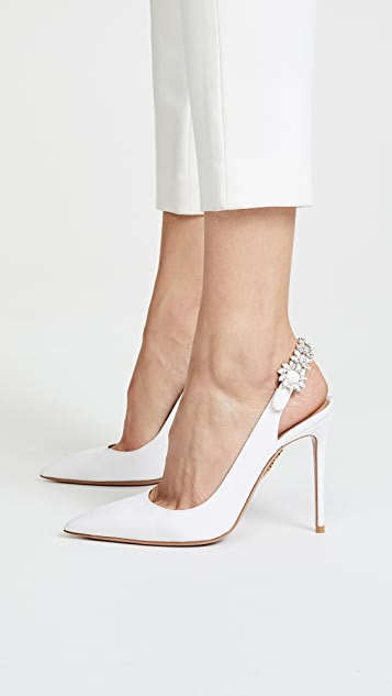 Aquazzura Slingback pumps GVfc7